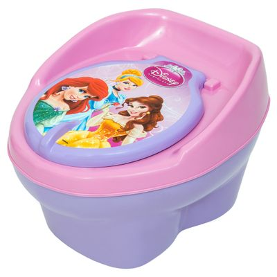 Troninho - Princesas Disney - Styll Baby