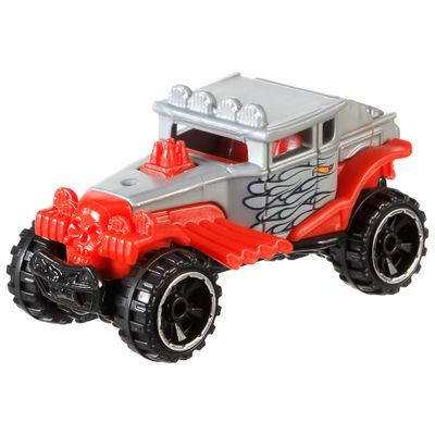 Carrinho Hot Wheels Color Change - Baja Bone Shaker - Mattel