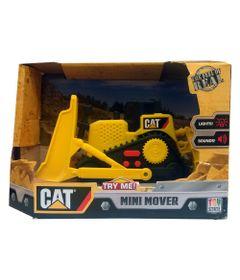 Trator-Caterpillar---Mini-Mover---Trator-de-Esteira-para-Manuseio-de-Residuos---DTC