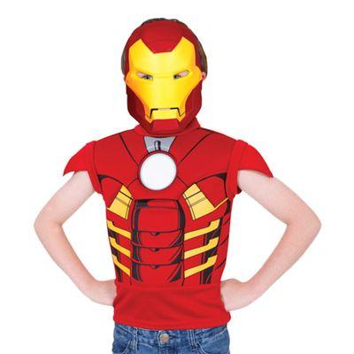 Fantasia Infantil - Avengers - Iron Man Mascarade - Rubies