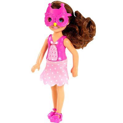 Boneca Barbie Family - Chelsea Fantasy Owl - Mattel