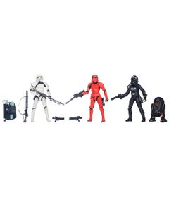 Conjunto-Figuras-Star-Wars-Black-Series---Episodio-7---Hasbro