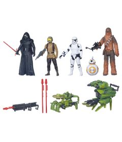 Conjunto-Star-Wars-VII---The-Force-Awakens---5-Figuras-9cm---Hasbro