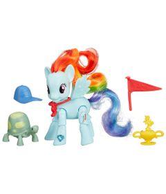 Mini-Figura-Articulada---My-Little-Pony-Explore-Equestria---Patada-Ganhadora---Rainbow-Dash---Hasbro