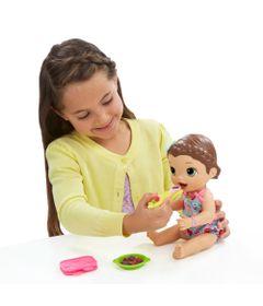 Boneca-Baby-Alive---Hora-do-Lanchinho---Morena---Hasbro