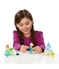 Playset-Disney-Frozen-Little-Kingdom---Festa-Febre-Congelante---Hasbro