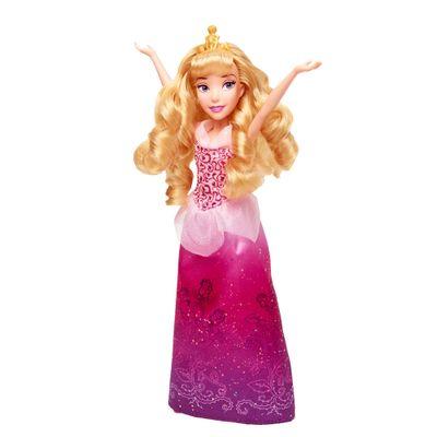 Boneca Clássica - Princesas Disney - Aurora Vestido Brilhante - Hasbro