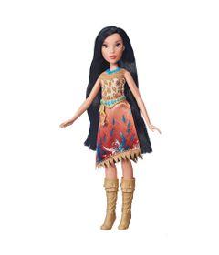 Boneca-Classica---Princesas-Disney---Pocahontas-Vestido-Brilhante---Hasbro