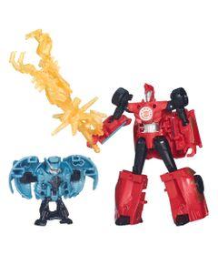 Figura-Transformers---Robots-In-Disguise---Minicons-Battle---Sideswipe---Hasbro