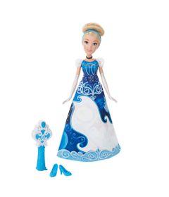 Boneca-Princesas-Disney---Vestido-Magico---Cinderela---Hasbro