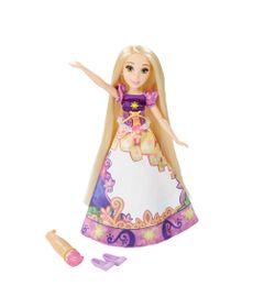 Boneca-Princesas-Disney---Vestido-Magico---Rapunzel---Hasbro