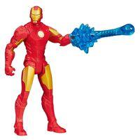 Mini-Boneco---Marvel-Avengers-10-cm---Iron-Man---Hasbro