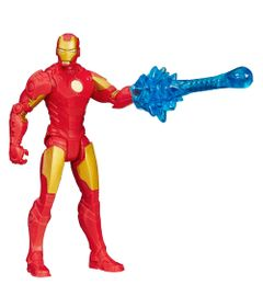 Mini-Boneco---Marvel-Avengers-10-cm---Iron-Man---Hasbro