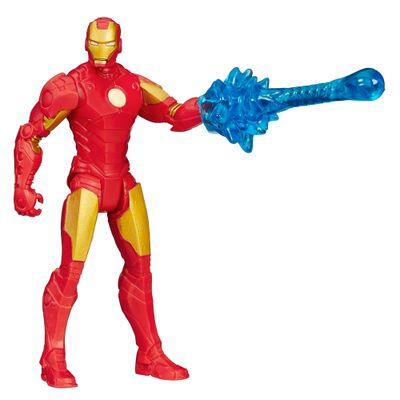 Mini Boneco - Marvel Avengers - 10 cm - Homem de Ferro - Hasbro - Disney