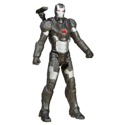 Mini Boneco - Marvel Avengers 10 cm - War Machine - Hasbro - Disney
