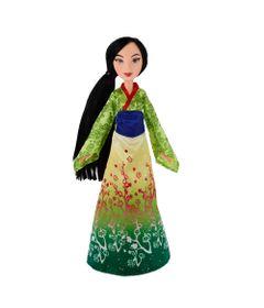 Boneca-Classica---Princesas-Disney---Mulan-Vestido-Brilhante---Hasbro