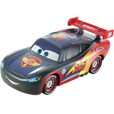 Veiculo-de-Corrida---Disney-Carros---Carbon-Racers---Relampago-McQueen-Diecast---Mattel