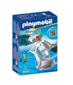 Figura-com-Acessorios-Playmobil---Serie-Super-4---Doutor-X---6690