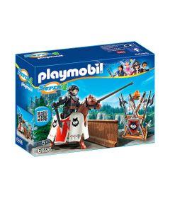Figura-com-Acessorios-Playmobil---Serie-Super-4---Guardiao-do-Barao-Negro---6696