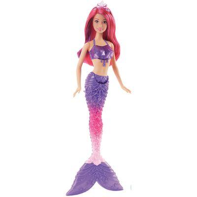Boneca Barbie - Reinos Mágicos - Sereia do Reino dos Diamantes - Mattel