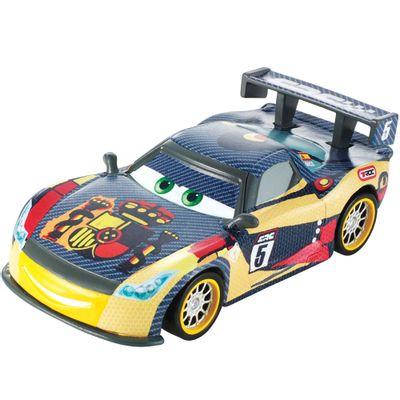 Veiculo-de-Corrida---Disney-Carros---Carbon-Racers---Miguel-Carmino-Diecast---Mattel