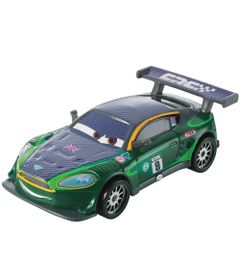 Veiculo-de-Corrida---Disney-Carros---Carbon-Racers---NIgel-Gearsley-Diecast---Mattel