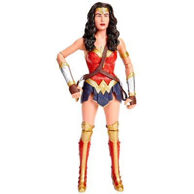 Figura 30 cm - DC - Batman Vs Superman - A Origem da Justiça - Mulher Maravilha Multiverso - Mattel