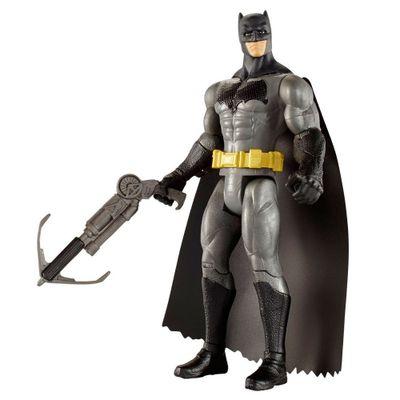 Figura Articulada 15 Cm - DC Heroes - Batman Vs Superman - A Origem da Justiça - Batman com Arpel - Mattel # rihappy