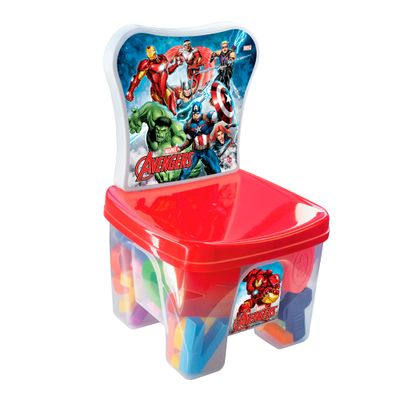 Educadeira - Avengers - Líder - Disney