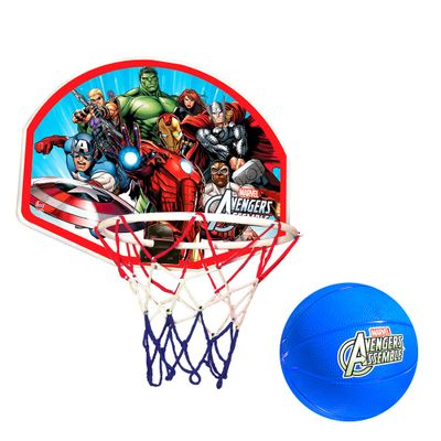 Tabela de Basquete - Azul - Avengers - Líder - Disney