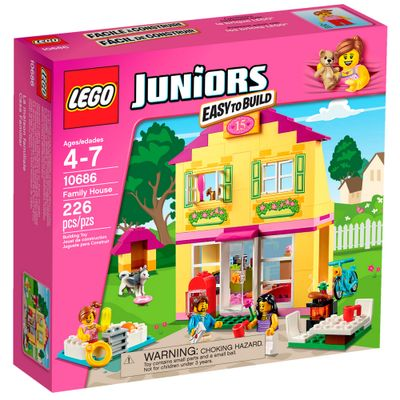 10686 - LEGO Juniors - Casa da Família