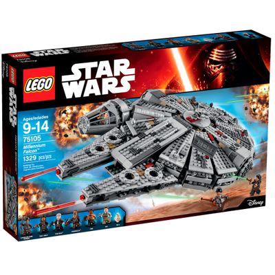 75105---LEGO-Star-Wars---Episodio-VII---O-Despertar-da-Forca---Millennium-Falcon