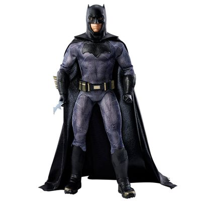 Boneco Articulado - Batman Vs Superman - A Origem da Justiça - Batman - Barbie Edição Especial - Mattel