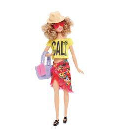 Boneca-Barbie-Colecionavel---Ferias-de-Verao---Loira---Mattel