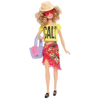 Boneca Barbie Colecionável - Férias de Verão - Loira - Mattel