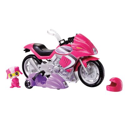 Mini Figura com Veículo - Barbie e As Agentes Secretas - Mattel