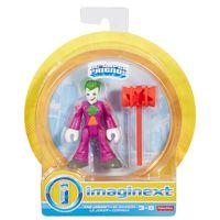 Mini-Figura-de-Acao---DC-Comics---Imaginext---Coringa-com-Acessorios-15-Cm---Mattel