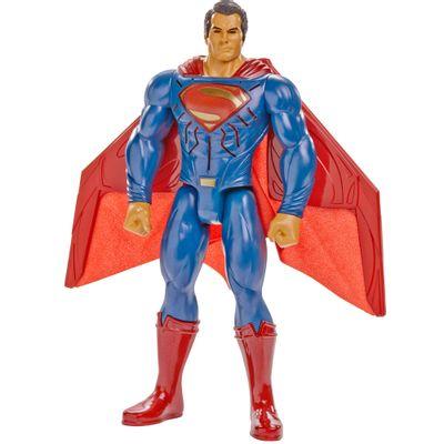 Figura com Mecanismos - 30 cm - DC - Batman Vs Superman - A Origem da Justiça - Superman - Mattel