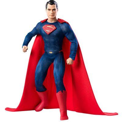 Boneco Articulado - Batman Vs Superman - Superman - Barbie Edição Especial - Mattel