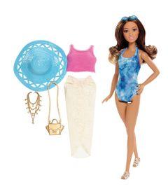 Boneca-Barbie-Colecionavel---Ferias-de-Verao---Morena---Mattel