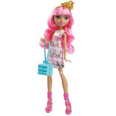 Boneca Fashion - Ever After High - Dia de Festa do Livro - Ginger Breadhouse - Mattel