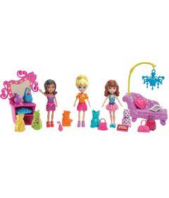 Playset-com-3-Bonecas---Polly-Pocket-e-Salao-de-Moda---Mattel