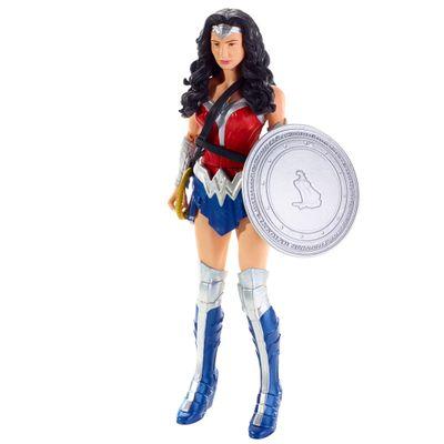 Boneco Articulado - 15 CM - Batman Vs Superman - A Origem da Justiça - Mulher Maravilha com Acessórios - Mattel