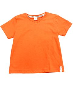 Camiseta-Manga-Curta---Laranja---Tigrao---Winnie-The-Pooh---Disney
