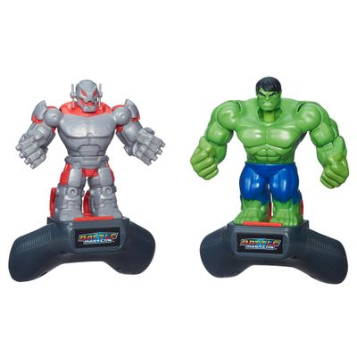 Marvel Battle Masters Heros - Ultron e Hulk - Hasbro - Disney