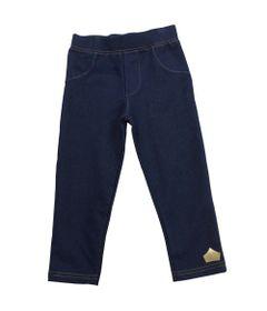 Calca-Legging-com-Bolso---Jeans-Marinho---Aurora---A-Bela-Adormecida---Princesas---Disney---2