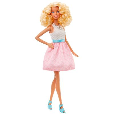 Boneca-Barbie---Fashionista---Powder-Pink---Original---Mattel