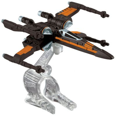 Nave-Star-Wars---Poe-X-Wing-Fighter---Hot-Wheels---Mattel