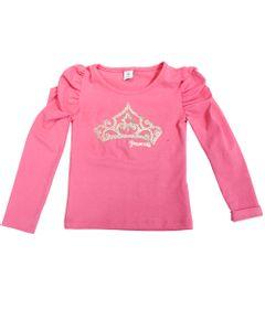 Blusa-Manga-Longa---Rosa---Princesas---Disney---1