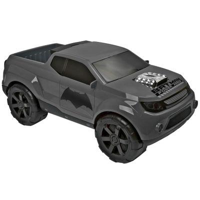 Carrinho de Roda Livre - Batman Vs Superman - A Origem da Justiça - Free Driver - Batman Power Armor - Candide